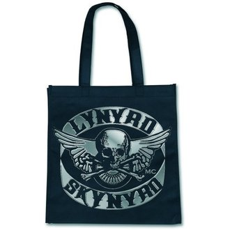 sac (sac à main) Lynyrd Skynyrd - Biker Patch - ROCK OFF, ROCK OFF, Lynyrd Skynyrd