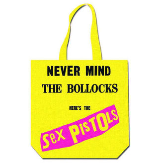 sac (sac à main) Sex Pistols - Nevermind The Bllocks - ROCK OFF, ROCK OFF, Sex Pistols