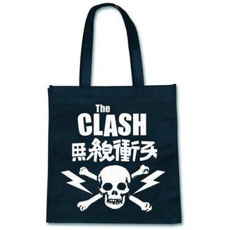 sac (sac à main) The Clash - Skull - ROCK OFF, ROCK OFF, Clash