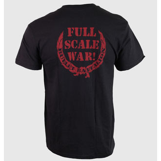 tee-shirt métal pour hommes Hail Of Bullets - Full Scale War - RELAPSE, RELAPSE, Hail Of Bullets