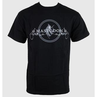 tee-shirt métal pour hommes Mastodon - Logo Remission - RELAPSE, RELAPSE, Mastodon