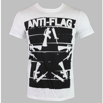 tee-shirt métal pour hommes Anti-Flag - Duct Tape Guns Star - KINGS ROAD, KINGS ROAD, Anti-Flag