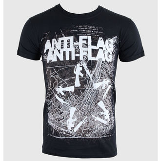 tee-shirt métal pour hommes Anti-Flag - - KINGS ROAD, KINGS ROAD, Anti-Flag