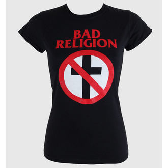 tee-shirt métal pour femmes Bad Religion - Cross Buster - KINGS ROAD, KINGS ROAD, Bad Religion