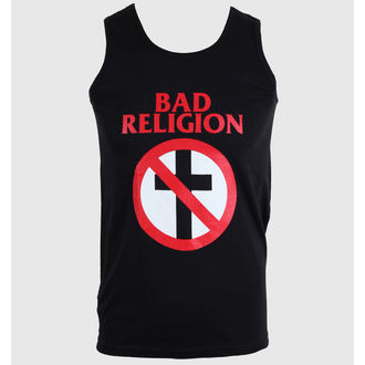 débardeur pour hommes Bad Religion - Cross Buster - Noire - KINGS ROAD, KINGS ROAD, Bad Religion