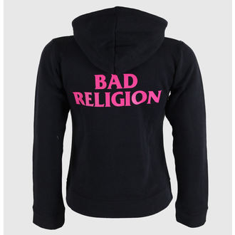 sweat-shirt avec capuche pour femmes Bad Religion - Hot Pink - KINGS ROAD, KINGS ROAD, Bad Religion