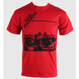 tee-shirt métal pour hommes Bad Religion - How Could Hell - KINGS ROAD, KINGS ROAD, Bad Religion