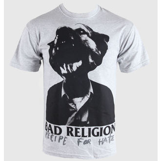 tee-shirt métal pour hommes Bad Religion - Recipe For Hate - KINGS ROAD, KINGS ROAD, Bad Religion