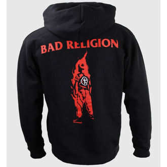 sweat-shirt avec capuche pour hommes Bad Religion - Suffer - KINGS ROAD, KINGS ROAD, Bad Religion