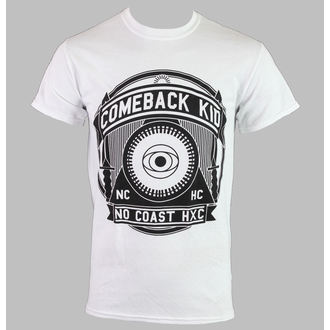 tee-shirt métal pour hommes Comeback Kid - NCHC - KINGS ROAD, KINGS ROAD, Comeback Kid