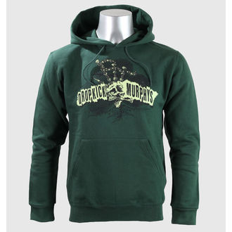 sweat-shirt avec capuche pour hommes Dropkick Murphys - Mohawk Skull - KINGS ROAD, KINGS ROAD, Dropkick Murphys