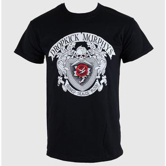 tee-shirt métal pour hommes Dropkick Murphys - Signed And Sealed - KINGS ROAD, KINGS ROAD, Dropkick Murphys