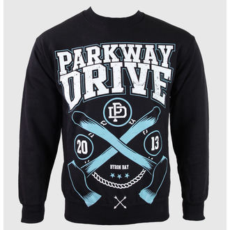 sweat-shirt sans capuche pour hommes Parkway Drive - Axe - KINGS ROAD, KINGS ROAD, Parkway Drive