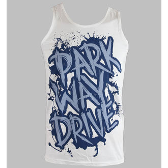 débardeur pour hommes Parkway Drive - Blue Logo - Blanc - KINGS ROAD, Buckaneer, Parkway Drive
