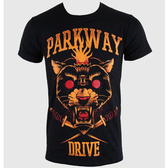 tee-shirt métal pour hommes unisexe Parkway Drive - Panther Torch - KINGS ROAD, KINGS ROAD, Parkway Drive