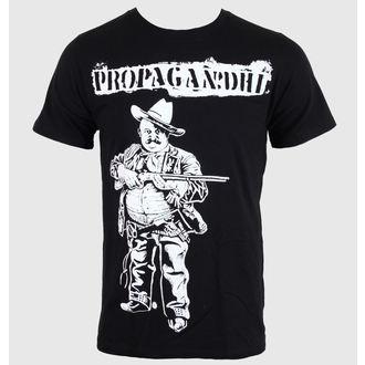 tee-shirt métal pour hommes unisexe Propagandhi - Cowboy - KINGS ROAD, KINGS ROAD, Propagandhi