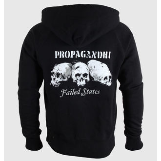 sweat-shirt avec capuche pour hommes Propagandhi - Failed States Crest - KINGS ROAD, KINGS ROAD, Propagandhi