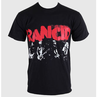 tee-shirt métal pour hommes unisexe Rancid - Let The Dominoes - KINGS ROAD, KINGS ROAD, Rancid