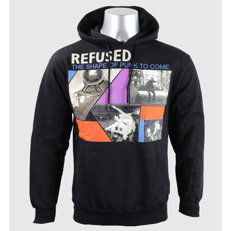 sweat-shirt avec capuche pour hommes Refused - The Shape Of Punk - KINGS ROAD, KINGS ROAD, Refused