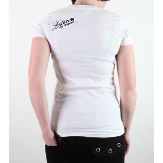 t-shirt hardcore pour femmes unisexe - Whitney Lenox - BLACK MARKET, BLACK MARKET
