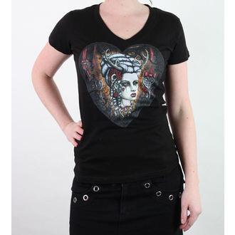 t-shirt hardcore pour femmes unisexe - Shane Of The Dead - BLACK MARKET, BLACK MARKET