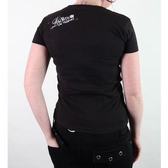 t-shirt hardcore pour femmes unisexe - Kris Chisholm - BLACK MARKET, BLACK MARKET