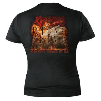 tee-shirt métal pour femmes unisexe Kreator - Dying Alive - NUCLEAR BLAST, NUCLEAR BLAST, Kreator