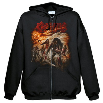 sweat-shirt avec capuche pour hommes Kreator - Dying Alive - NUCLEAR BLAST, NUCLEAR BLAST, Kreator