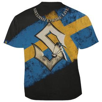 tee-shirt métal pour hommes unisexe Sabaton - Swedish Empire Live Deluxe - NUCLEAR BLAST, NUCLEAR BLAST, Sabaton