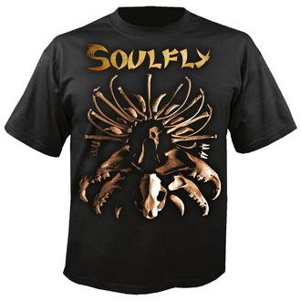 tee-shirt métal pour hommes unisexe Soulfly - Bones - NUCLEAR BLAST, NUCLEAR BLAST, Soulfly