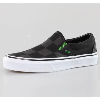 chaussures de tennis basses pour femmes - Classic Slip-On (Captain Fin) - VANS, VANS