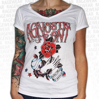 tee-shirt métal pour femmes unisexe Agnostic Front - Memory - RAGEWEAR, RAGEWEAR, Agnostic Front
