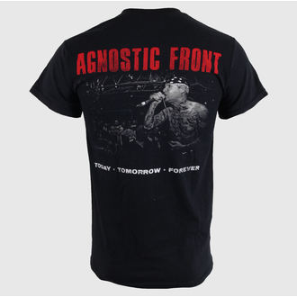 tee-shirt métal pour hommes unisexe Agnostic Front - Today - RAGEWEAR, RAGEWEAR, Agnostic Front