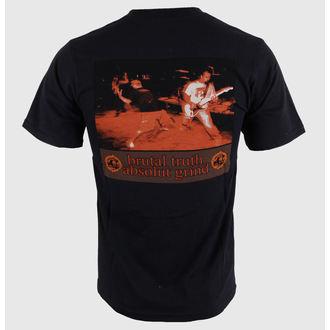 tee-shirt métal pour hommes unisexe Brutal Truth - Smoke Grind Sleep - RAGEWEAR, RAGEWEAR, Brutal Truth