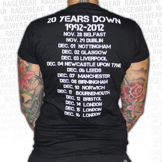 tee-shirt métal pour femmes unisexe Rancid - Tiger - RAGEWEAR, RAGEWEAR, Rancid
