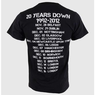 tee-shirt métal pour hommes unisexe Rancid - Tiger - RAGEWEAR, RAGEWEAR, Rancid