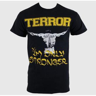tee-shirt métal pour hommes unisexe Terror - Cape Fear - RAGEWEAR, RAGEWEAR, Terror