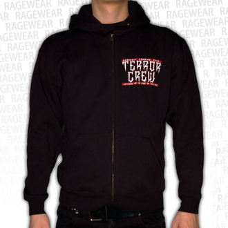 sweat-shirt avec capuche pour hommes Terror - Hardship - RAGEWEAR, RAGEWEAR, Terror