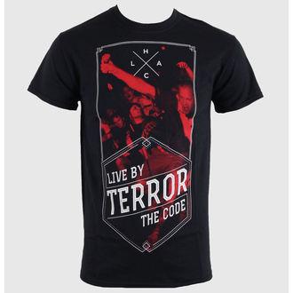 tee-shirt métal pour hommes unisexe Terror - Hexagon - RAGEWEAR, RAGEWEAR, Terror