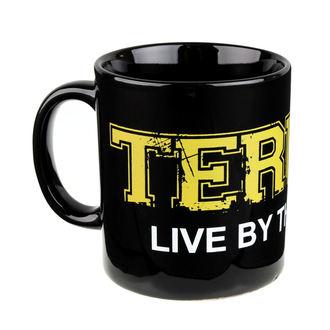 tasse Terror - Live by the Code - RAGEWEAR, RAGEWEAR, Terror