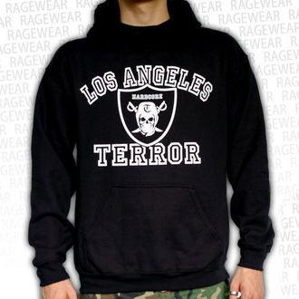 sweat-shirt avec capuche pour hommes Terror - Los Angeles - RAGEWEAR, RAGEWEAR, Terror