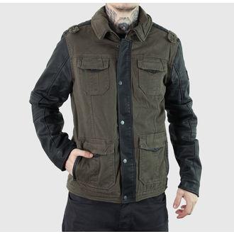 veste printemps / automne pour hommes - Ray Vintage Co-Pu - BRANDIT, BRANDIT