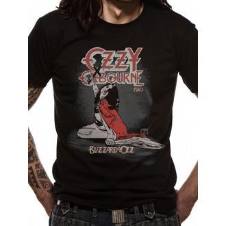 tee-shirt métal pour hommes unisexe Ozzy Osbourne - Blizzard Of Ozz - LIVE NATION, LIVE NATION, Ozzy Osbourne