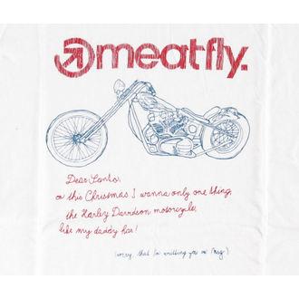 tee-shirt street pour hommes unisexe - WISHLIST A - MEATFLY, MEATFLY