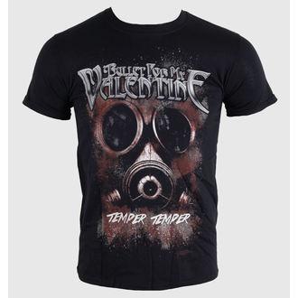tee-shirt métal pour hommes unisexe Bullet For my Valentine - Temper Temper Gas Mask - BRAVADO EU, BRAVADO EU, Bullet For my Valentine