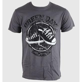 tee-shirt métal pour hommes unisexe Green Day - Converse - BRAVADO EU, BRAVADO EU, Green Day