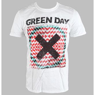 tee-shirt métal pour hommes unisexe Green Day - Xllusion - BRAVADO EU, BRAVADO EU, Green Day