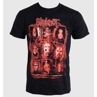 tee-shirt métal pour hommes unisexe Slipknot - Rusty Face - BRAVADO EU, BRAVADO EU, Slipknot