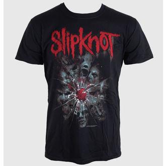 tee-shirt métal pour hommes unisexe Slipknot - Shatte - BRAVADO EU, BRAVADO EU, Slipknot