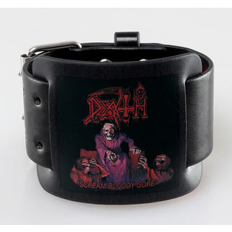bracelet Death - Scream Bloody Gore - RAZAMATAZ, RAZAMATAZ, Death